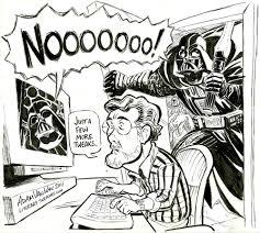 funny vader literary sketches