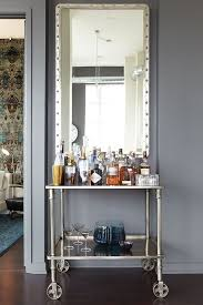 Bar Mirror With Shelves by Industrial Style Mirror Industrial Style Aluminium Wall Mirror