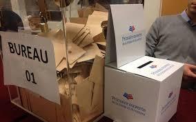 bureau de vote tours primaire à droite mode d emploi du second tour et carte des