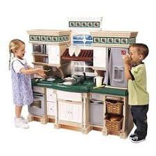 Step Two Play Kitchen by Play Kitchens Sears