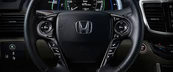 Checkered Flag Honda Norfolk Va 2017 Honda Accord Hybrid Technology Features Are State Of The Art