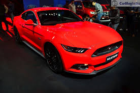 cost of ford mustang ford mustang price in india specifications photos