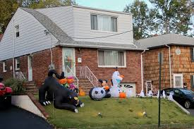 photo of the day early halloween party on hoover ave bloomfield