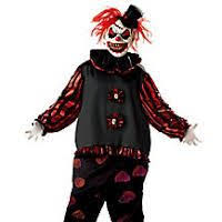 Halloween Clown Costumes Scary Evil Clown Halloween Costumes Divascuisine
