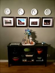world map vinyl wall sticker time zones clocks and graphics time zone wall design display your own original pictures from each time zone visited