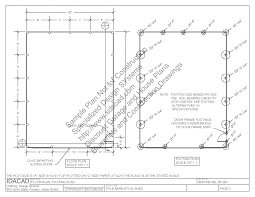 pole barn plans sds plans