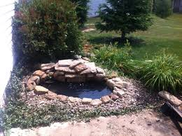 pond idea get a liner from home depot or lowes 60 find some