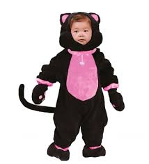 Newborn Boy Halloween Costumes 0 3 Months Cat Costumes Cat Kitty Halloween Costumes Infants Kids