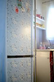 cuisine pour relooker frigo girly kitchen aménager une cuisine