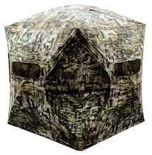 Hunting Ground Blinds On Sale Amazon Com Primos Double Bull Deluxe Ground Blind Truth Camo