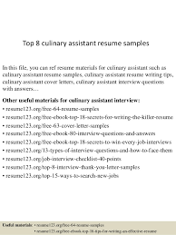 Culinary Arts Resume Sample by Culinary Resume Sample Interesting Collin County Community College