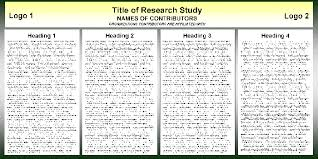 36 poster templates research posters com scientific poster