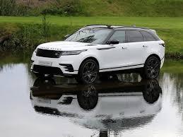 matte gray range rover used 2017 land rover range rover velar for sale in derbyshire