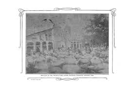 bureau vall loud c pavilion of the twenty third indian national congress madras 1908