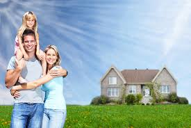 happy family near new home premier home inspections