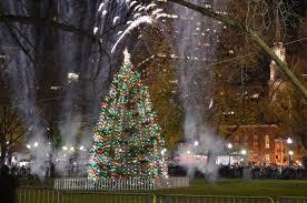 story the photo boston tree lighting