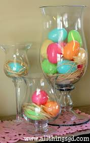 homemade easter decorations for the home top 10 diy home decorations for easter that will bring smile on