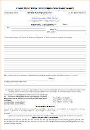 Contract Templates Free Word Templates 8 Free Construction Contracts Templates Timeline Template