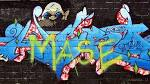 Muse Graffiti Wallpaper