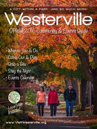 Map Of Westerville Ohio by Westerville Community U0026 Events Guide 2016 By Cityscene Media Group