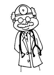 doctors office coloring pages doctor day coloring pages online