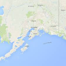 Map Of Kiawah Island Seward Alaska And Kenai Fjords National Park Ardent Camper