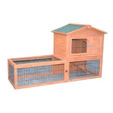 Rabbit Hutch Extension Tinnapet Chicken Coop Rabbit Hutch Online Pets Shop Ship
