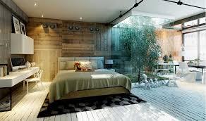 mur de chambre en bois mur en bois 12 exemples pour décorer votre chambre avec un mur en bois