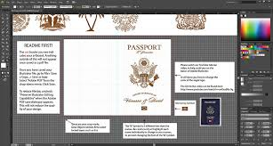 designs passport invitation for debut template as well as