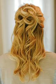 wedding hairstyles for medium length hair half up 21 gorgeous half up half hairstyles babble