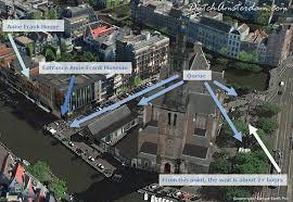 Anne Frank House Floor Plan Westertoren Dutchamsterdam Com