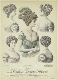 women hairstyle france 1919 titanic fashion 1st class women s clothing evening hairstyles