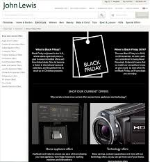black friday camcorder black friday 2016 how are uk retailers optimising search landing