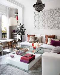 Decorating Ideas For Coffee Tables Decorate Glass Coffee Table Best Gallery Of Tables Furniture