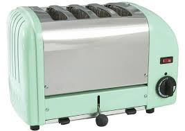 Dualit Orange Toaster Dualit Classic 4 Slice Toaster In Mint Green 8 Colourful Kitchen U2026