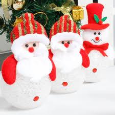 online shop christmas tree hanging bulb night light ball ornament