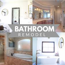 master bathroom remodel reveal u2013 the sweetest thing