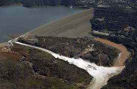 releasing water at oroville dam a lingering problem san