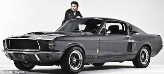 cars similar to mustang goes like a bullitt how martin rebuilt steve mcqueen s
