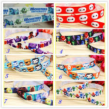 printed grosgrain ribbon 3 8 free shipping home printed grosgrain ribbon
