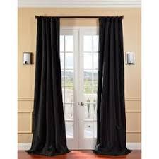 Black Curtain Nylon Curtains U0026 Drapes Shop The Best Deals For Nov 2017