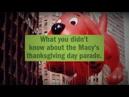 What Is Thanksgiving Day About Macy U0027s Thanksgiving Day Parade 2016 Guide Including Where To Watch