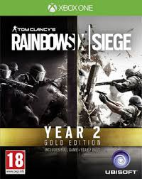 siege audio console tom clancy s rainbow six siege year 2 gold edition xbox one