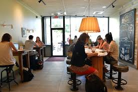 Daily Table Boston Local Eateries Offer Study Space For Cramming And Chowing Down