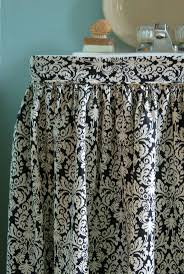 Bathroom Pedestal Sink Ideas 25 Best Sink Skirt Ideas On Pinterest Bathroom Sink Skirt