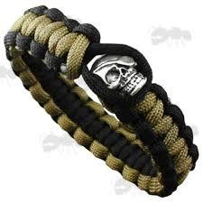 buckle paracord bracelet images Buckle less paracord bracelet skull loop fitting survival bracelets jpg