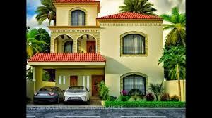 creative design architectural house plans pakistan 15 3d front