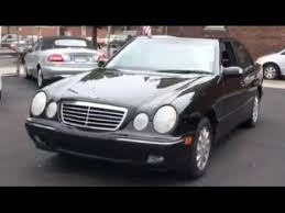 mercedes 2002 e320 2002 mercedes e class e320 4matic all wheel drive