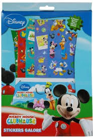 Mickey Mouse Photo Album Buy Disney Mickey Mouse And Friends Stickers Galore Sticker Sheets