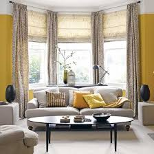 grey and yellow living room ideas and dã cor inspiration ideal home